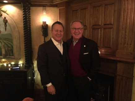 In Raleigh, NC with Tommy Camp, president and CEO of Berkshire Hathaway HomeServices Carolinas Realty family of brokerages.